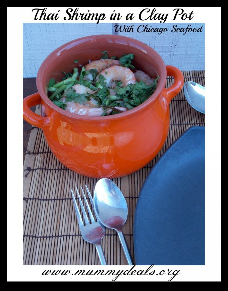 Thai shrimp in a clay pot is my favorite thai dish because of all thai shrimp in a clay pot is my favorite thai dish because of all its flavors forumfinder Images