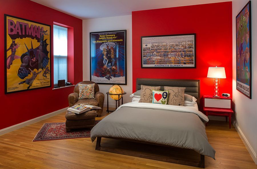 bedroom  Marvellous Red Color Paint For Bedroom Design For Teenage Girl  Completed By Black Beddings   Beautiful Teenage Girls Bedroom Ideas With Co. bedroom  Marvellous Red Color Paint For Bedroom Design For Teenage