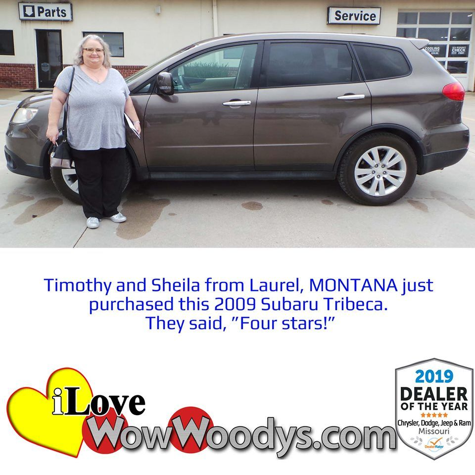 New Used Cars For Sale In Chillicothe Near Kansas City Mo Woody S Automotive Group Cars For Sale Subaru Tribeca Automotive Group