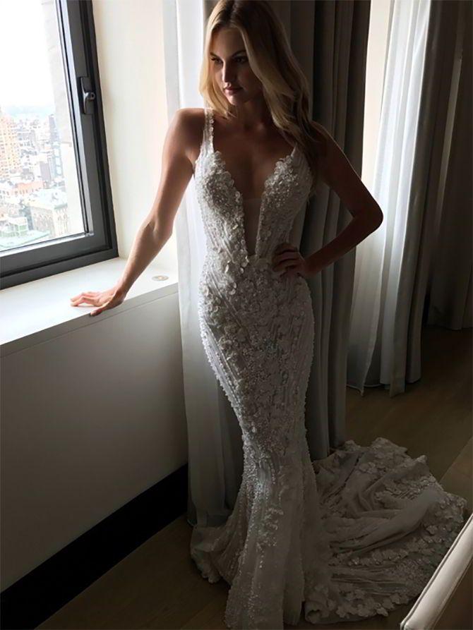 Pallas Couture 2017 Wedding Dress