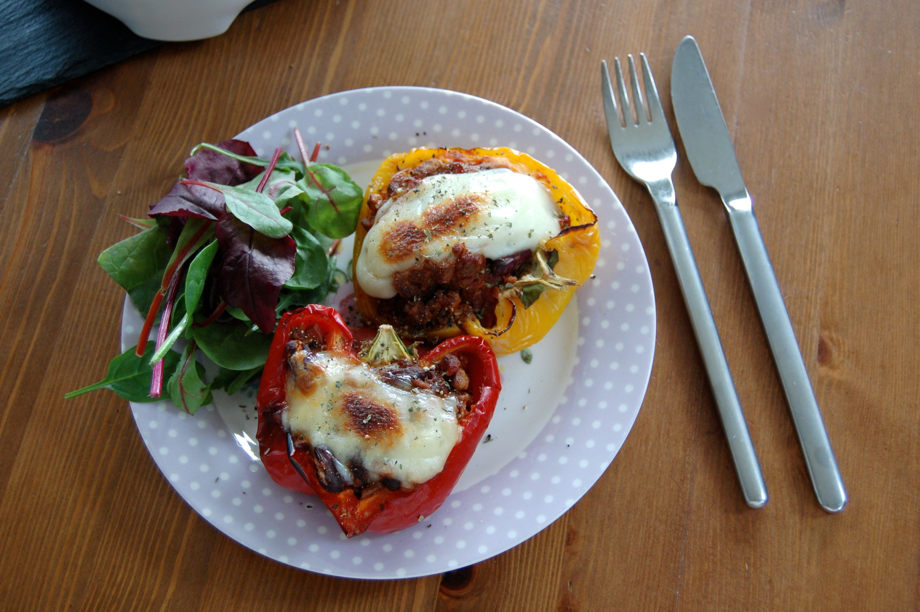Quorn Stuffed Peppers Recipe Quorn Recipes Stuffed Peppers Healthy Recipes