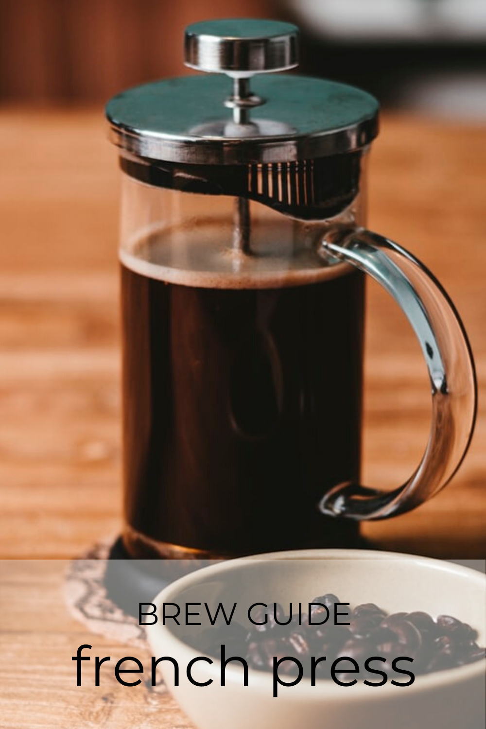 Brew Guide French Press Coffee Brewing Methods French Press Brewing
