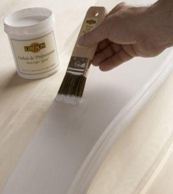 Customiser un meuble  patiner un commode - comment patiner un meuble en merisier
