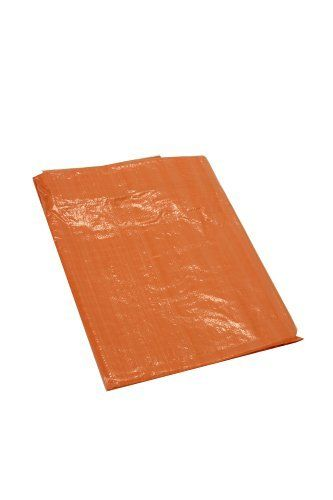 8ft X 10ft Orange Tarp By Harpster Tarps 10 99 Made Of Woven Polyethylene Tarps Are Weather And Tear Resistant Uv Lamination Tarps Home Hardware Poly Rope