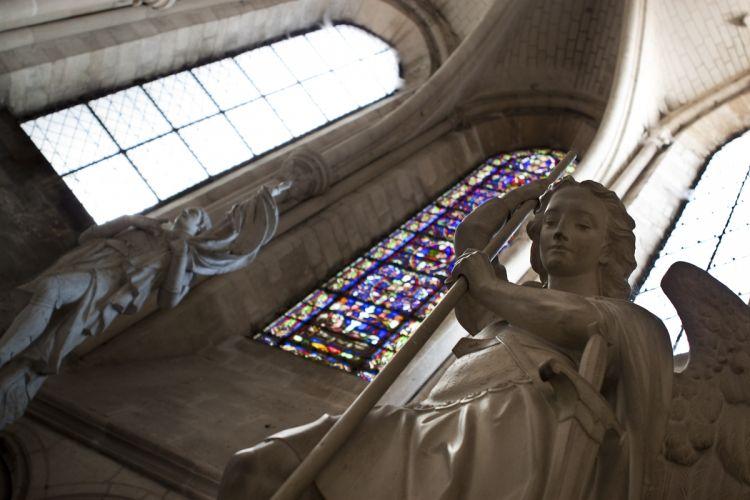 On clichedunjour.com Sous le regard de Saint Michel #Troyes