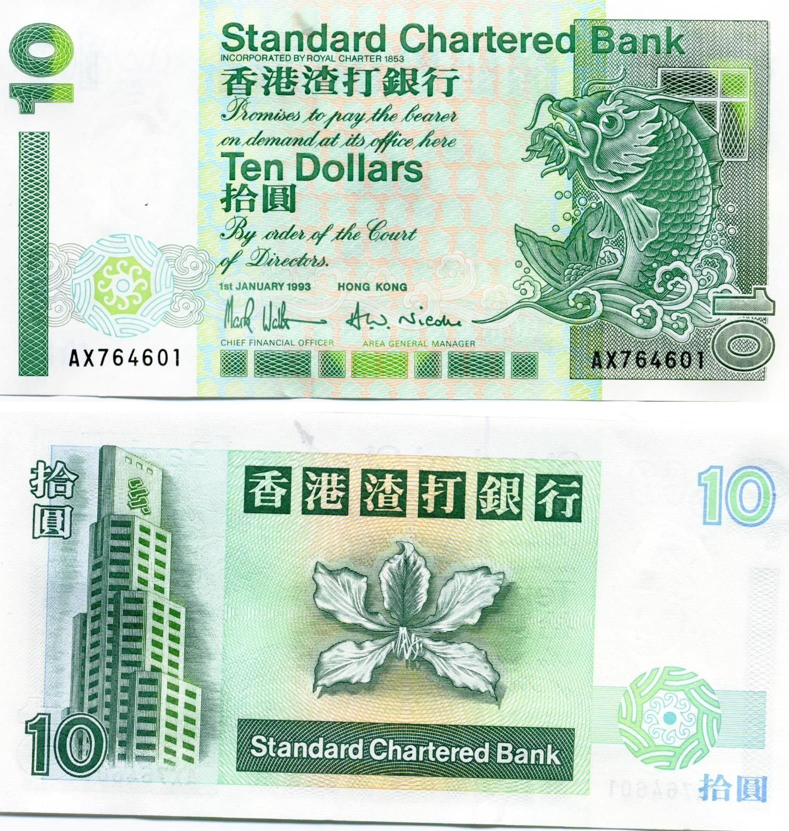 Great World Currency Notes Pictures | Hong Kong Is One Of The Few Places Left In  The On Money Note Template