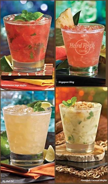 Summer Drinks @Carlye Hardman Rock Cafe Amsterdam #great #cocktail #bar #amsterdam