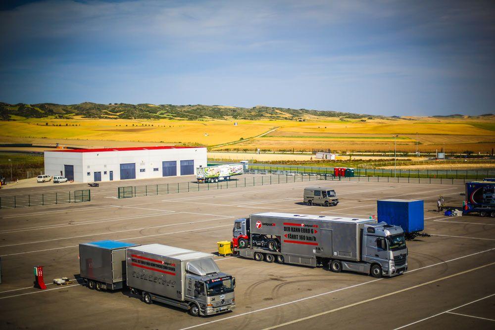 #FIA #ETRC #Navarra #LosArcos #Spain #camping #paddock #truckracing #mercedesbenz #actros #racetruck #dieselpower #tankpool24 #motorsport #tro