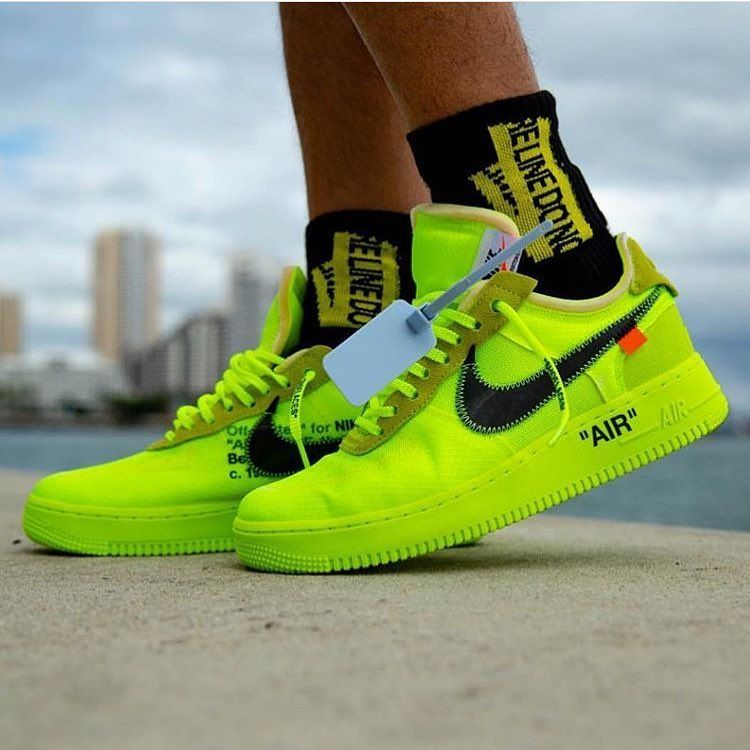 san francisco 1efe5 036d1 Womens size the best Nike Off-White Air Force 1 Low / OW ...