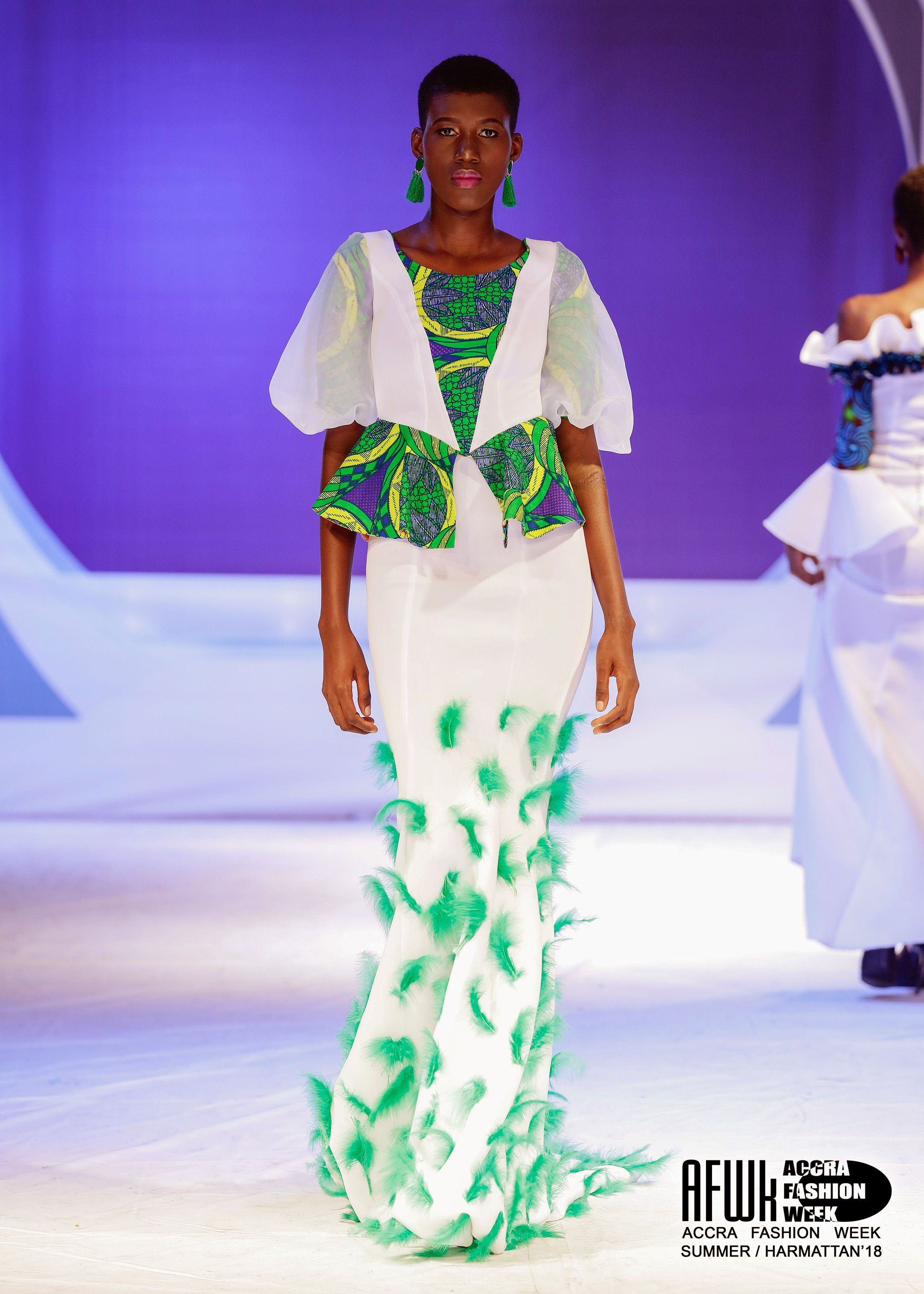 Adiya Designs Ghana Accra Fashion Week 2018 Summer Harmattan Fashion Fashion Week Fashion Week 2018