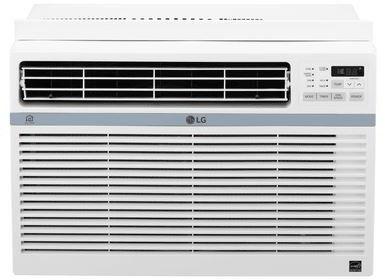 Lg 12 000 Btu Window Air Conditioner Lw1217ersm Window Air Conditioner Commercial Air Conditioning Energy Star