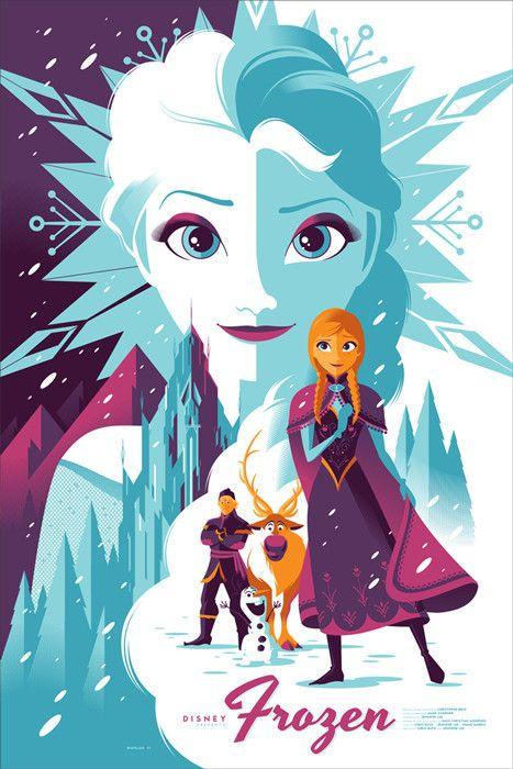 Frozen #filmposters