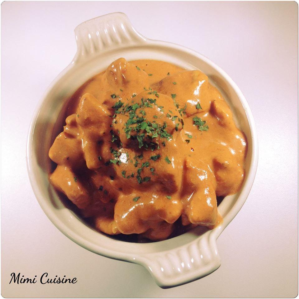 Eminces De Poulet Sauce Mascarpone Tomate Recette Cookeo Recette