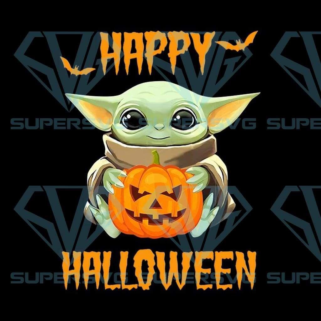 Baby Yoda Halloween Png Yoda Happy Halloween Baby Yoda Pumpkin Supersvg Yoda Halloween Yoda Images Yoda Wallpaper