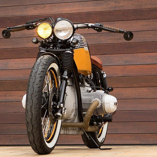 COHIBA cigar inspired bobber build  Thanks to the owner