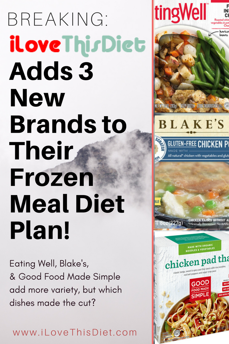 frozen food diet free