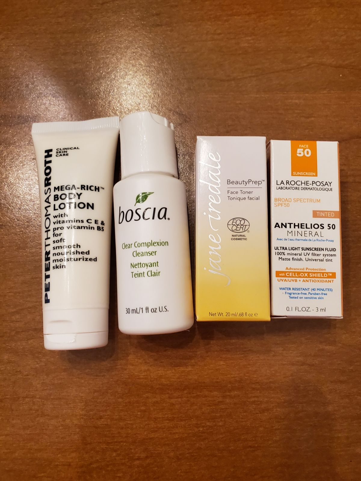 Brand New Never Used 4pc 1 Peter Thomas Roth Mega Rich Body