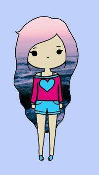 Oblyvian Tumblr Girls Tumblr Pinterest Tegninger E Tegn