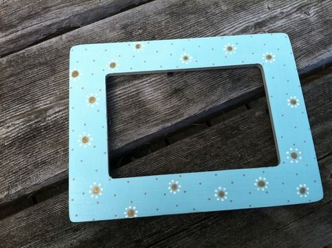 11 50 Hand Painted Picture Frame Painted Picture Frames