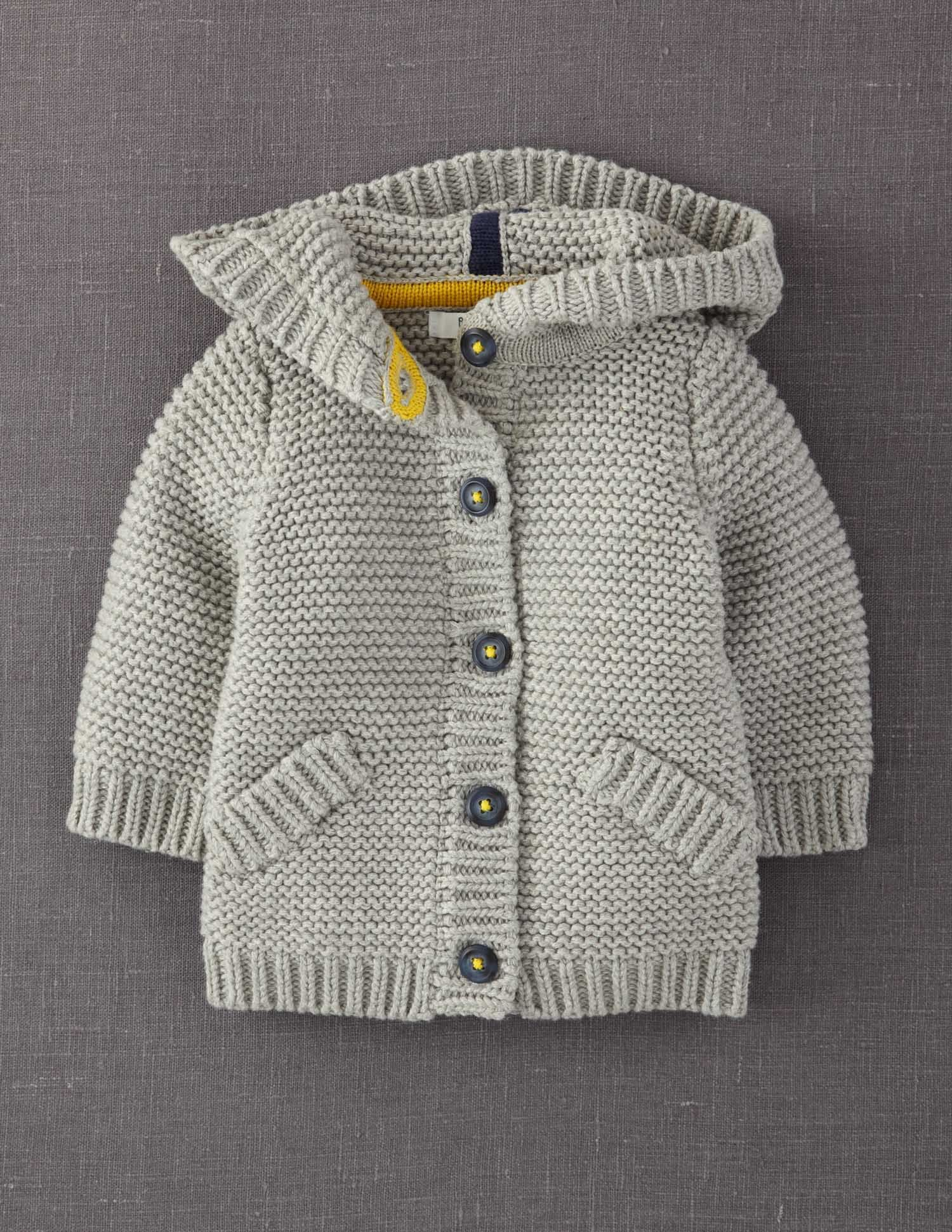 this chunky cardigan is perfect for a kid living in Canada ... 255d7d15c6ec