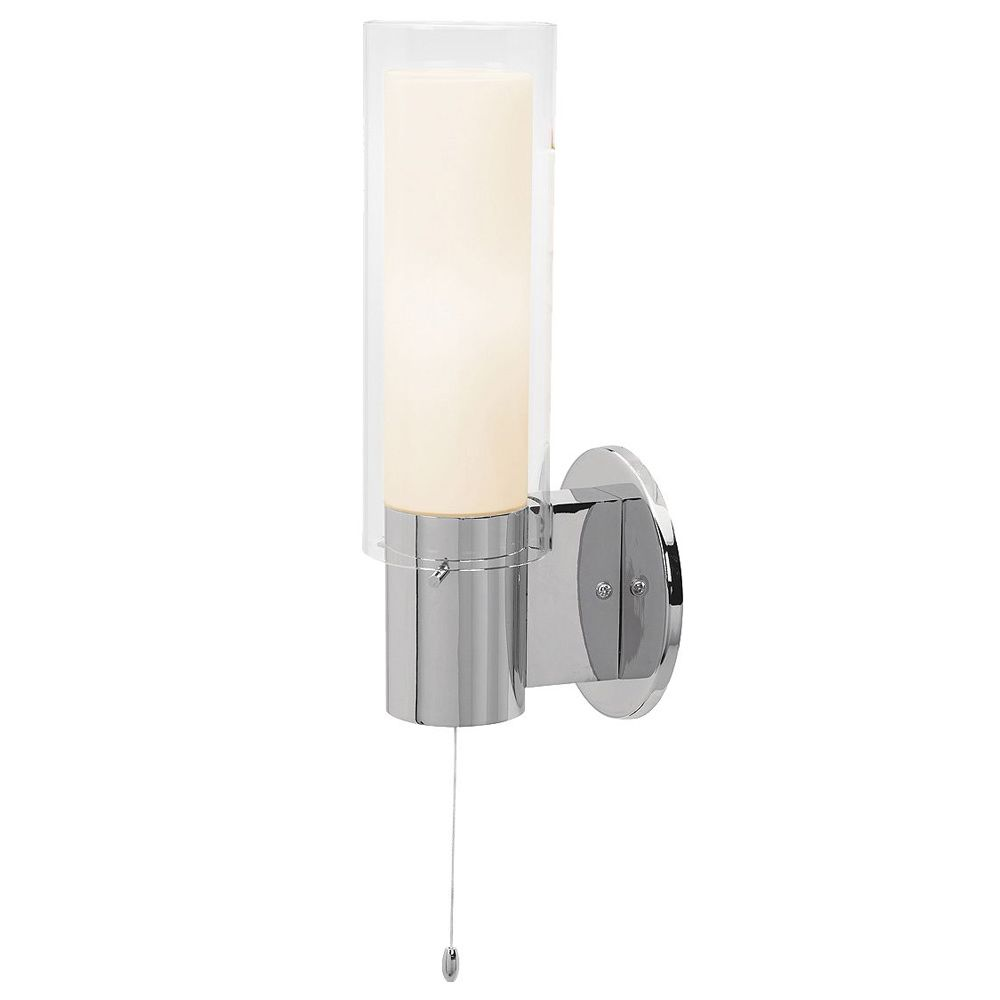 Lights With Pull Switch Chrome Cord For Bathrooms Light Pullswitch The Proteus Wall Sconce On Off Lighting