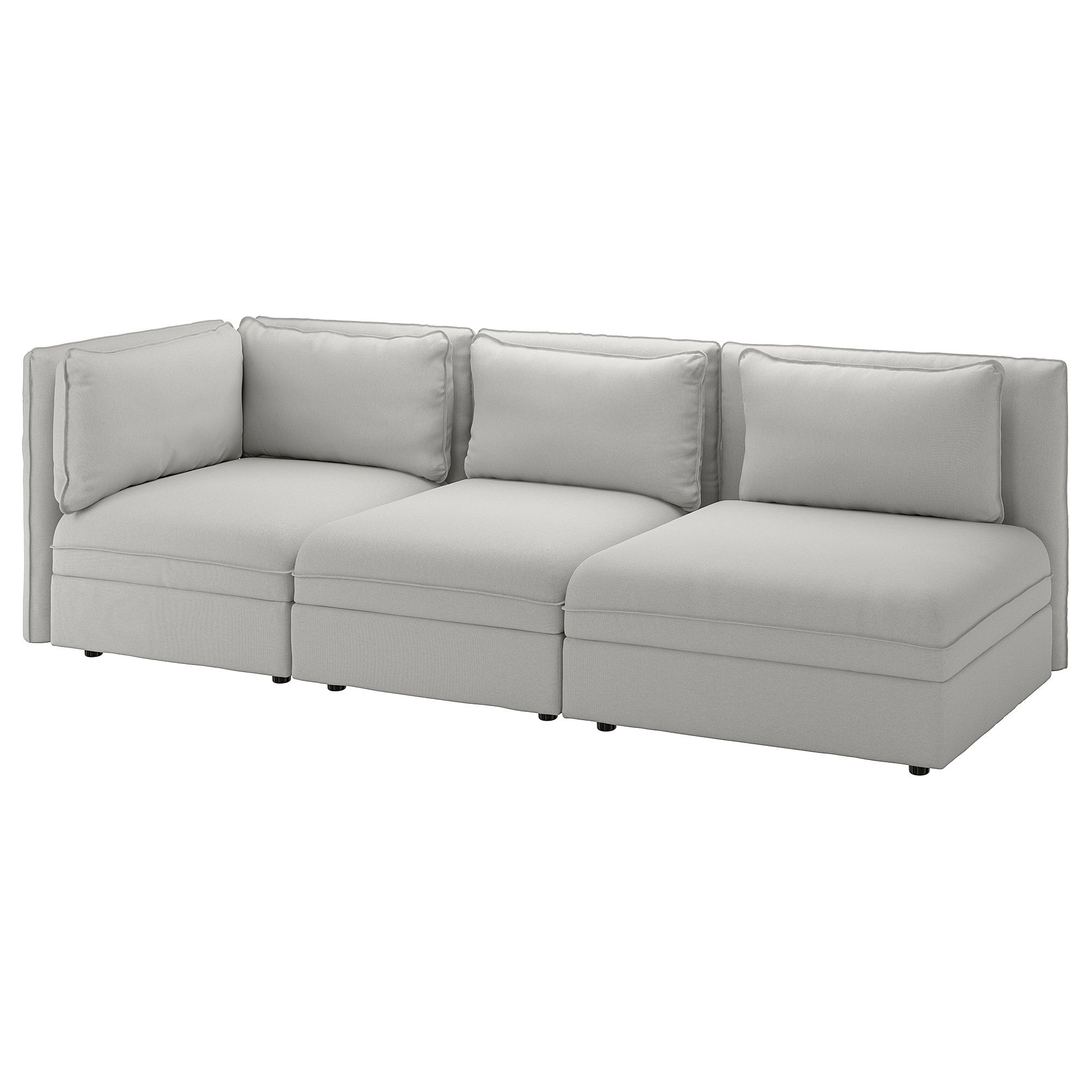 Vallentuna Modular Sofas Ikea Modular Sofa Sofa Flexible Furniture
