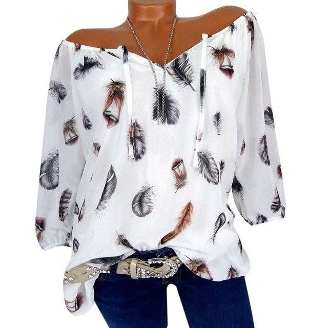 472b77c7 LASPERAL Women Blouses 2018 Fashion Long Sleeve women Shirt Office Blouse  Shirt Casual Plus Size Tops