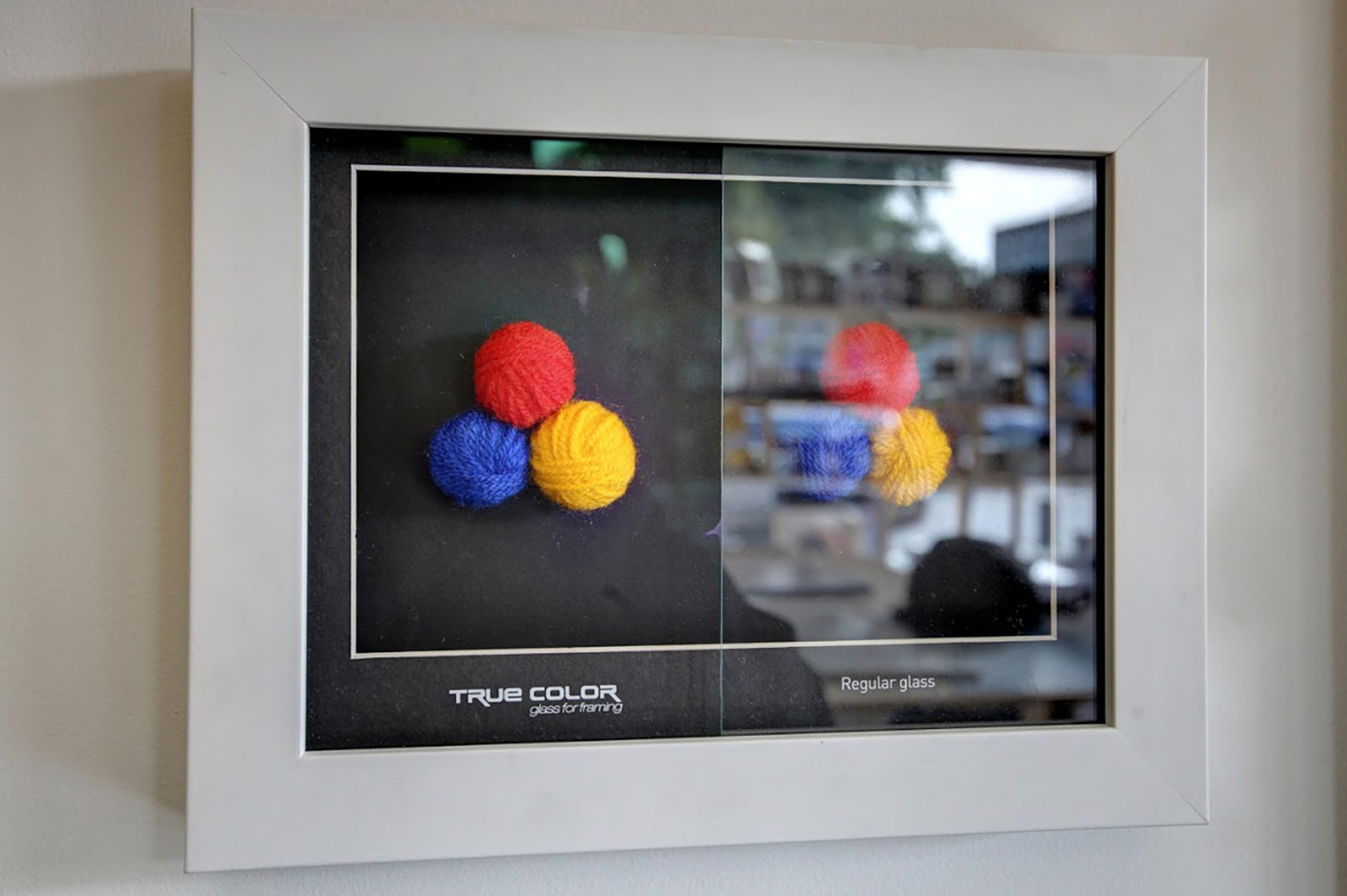 Frameless Picture Frames - interior paint color schemes | Modern ...