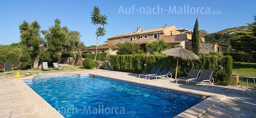 Agrotourismus Mallorca Finca Ses Bitles