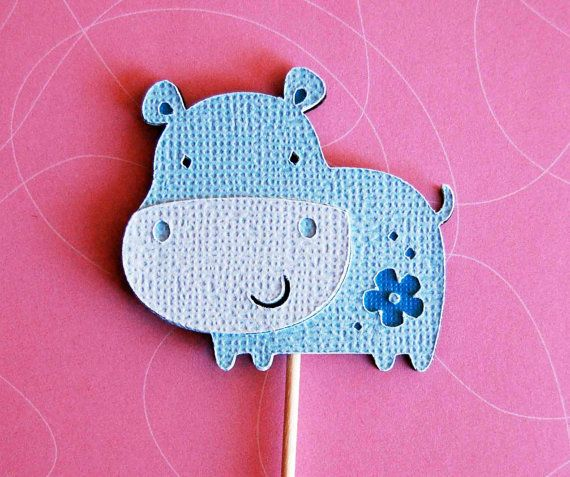 cupcake topper?  I can make something similar with the cricut.