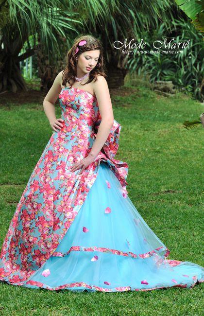 モード・マリエ No.66-0109   ウエディングドレス選びならBeauty Bride(ビューティーブライド)