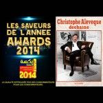 La soirée des Saveurs de l'Année Awards 2014 sera donc consacrée à l'annonce et à la remise des prix à tous les produits ayant réussi leur examen...