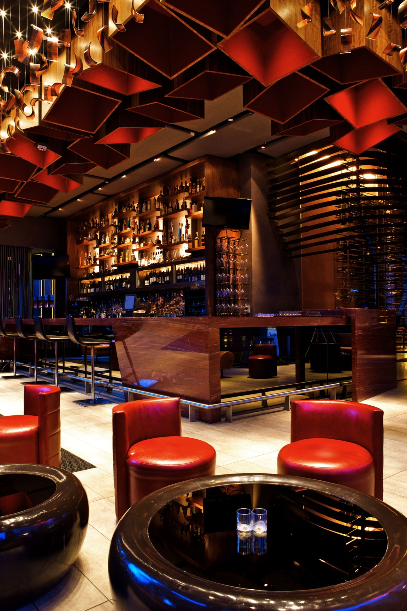 BOA Restaurant, West Hollywood, California designed by Tag