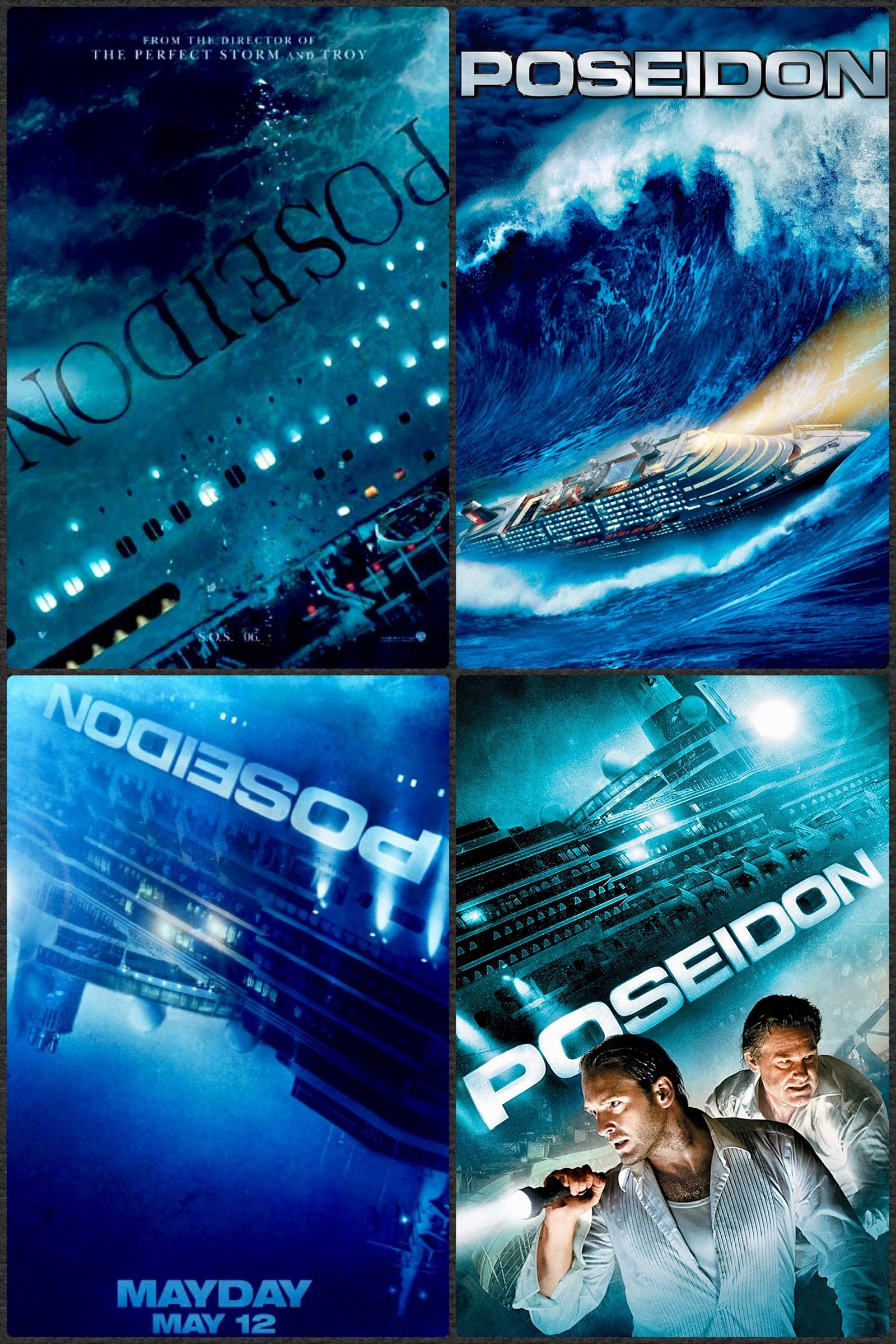 Poseidon Disaster Movie The Poseidon Adventure Movies