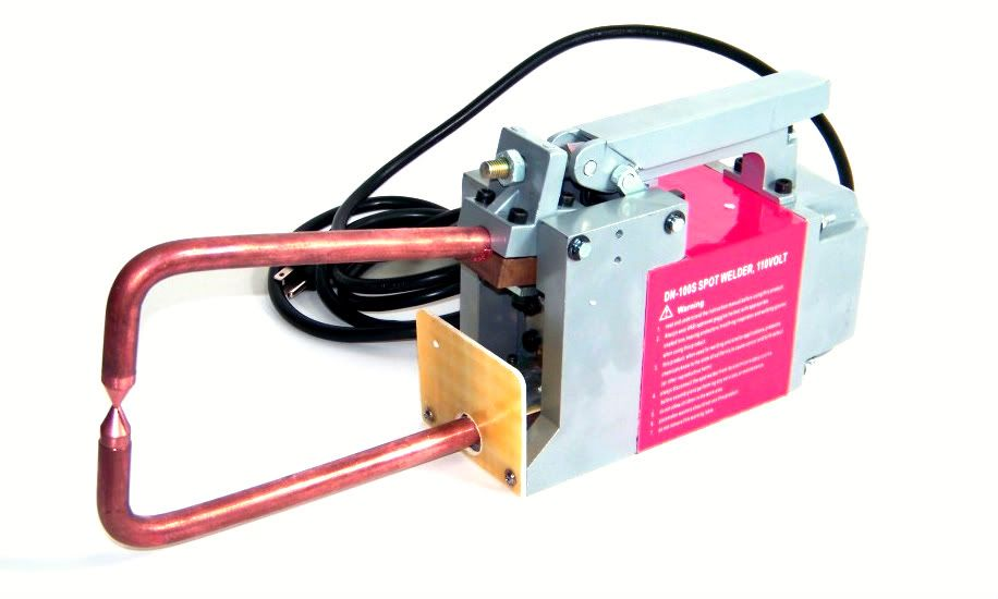 Diy spot welder google search spot welder pinterest spot diy spot welder google search solutioingenieria Gallery