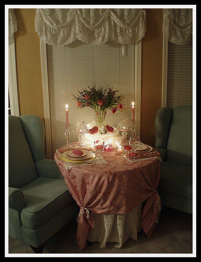 Romantic Dinner for Tw...