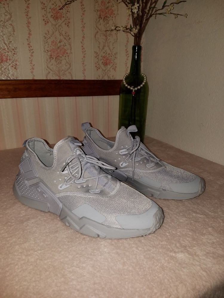 d7ac3f1192c43 Nike Air Huarache Drift Men s Running Shoes Wolf Grey White Size 9.5  AH7334-004  fashion  clothing  shoes  accessories  mensshoes  athleticshoes  (ebay link)