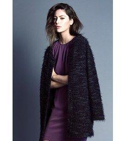 Nete coat - Graumann