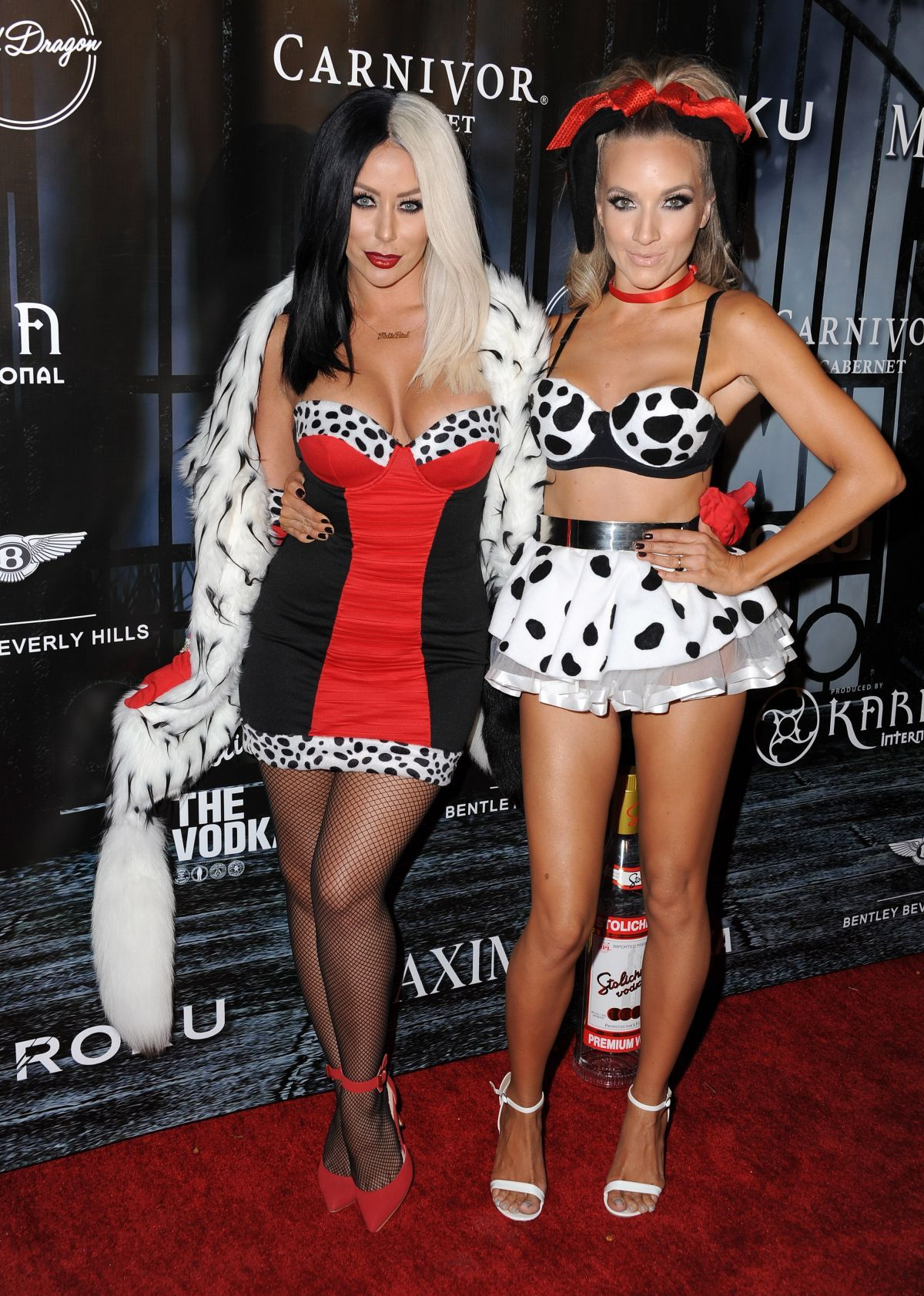 Karreuche Tran At Maxim Magazine's Official Halloween Party In ...