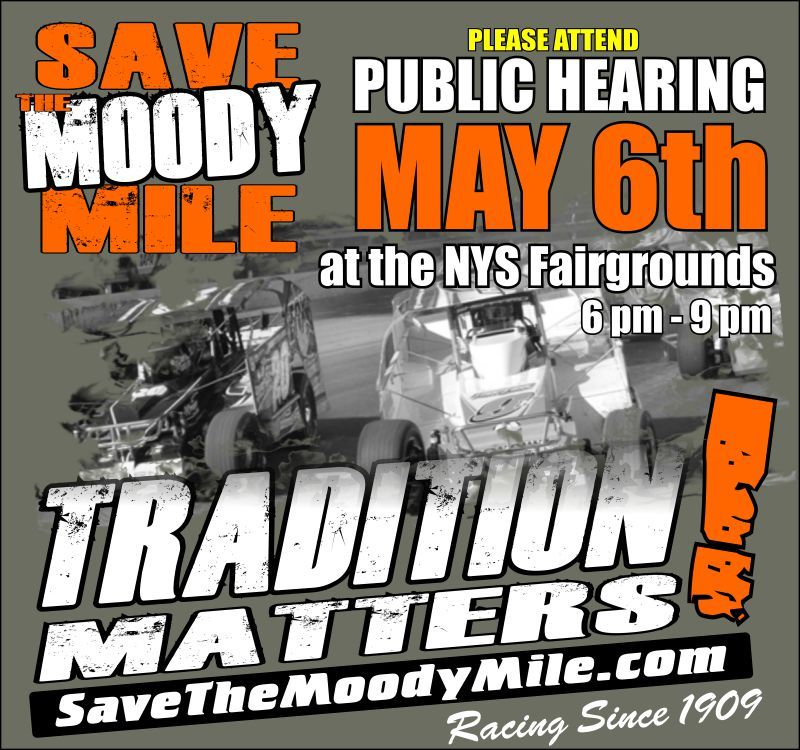 TRADITION MATTERS Help save The Moody Mile and Super