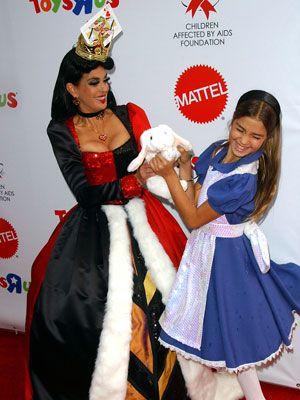Stars in Halloween Costumes. Mother Daughter ...  sc 1 st  Pinterest & Stars in Halloween Costumes | Costumes Baby halloween and Halloween ...