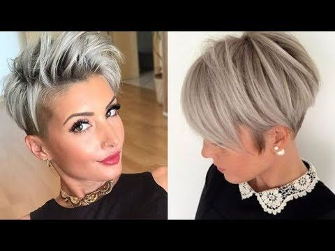 500 winter 2018 / 2019 haircut trends  bobs pixie cuts