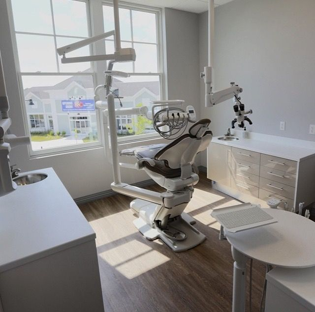 Best Operatory Simple And Clean Treatment Room Dental 400 x 300