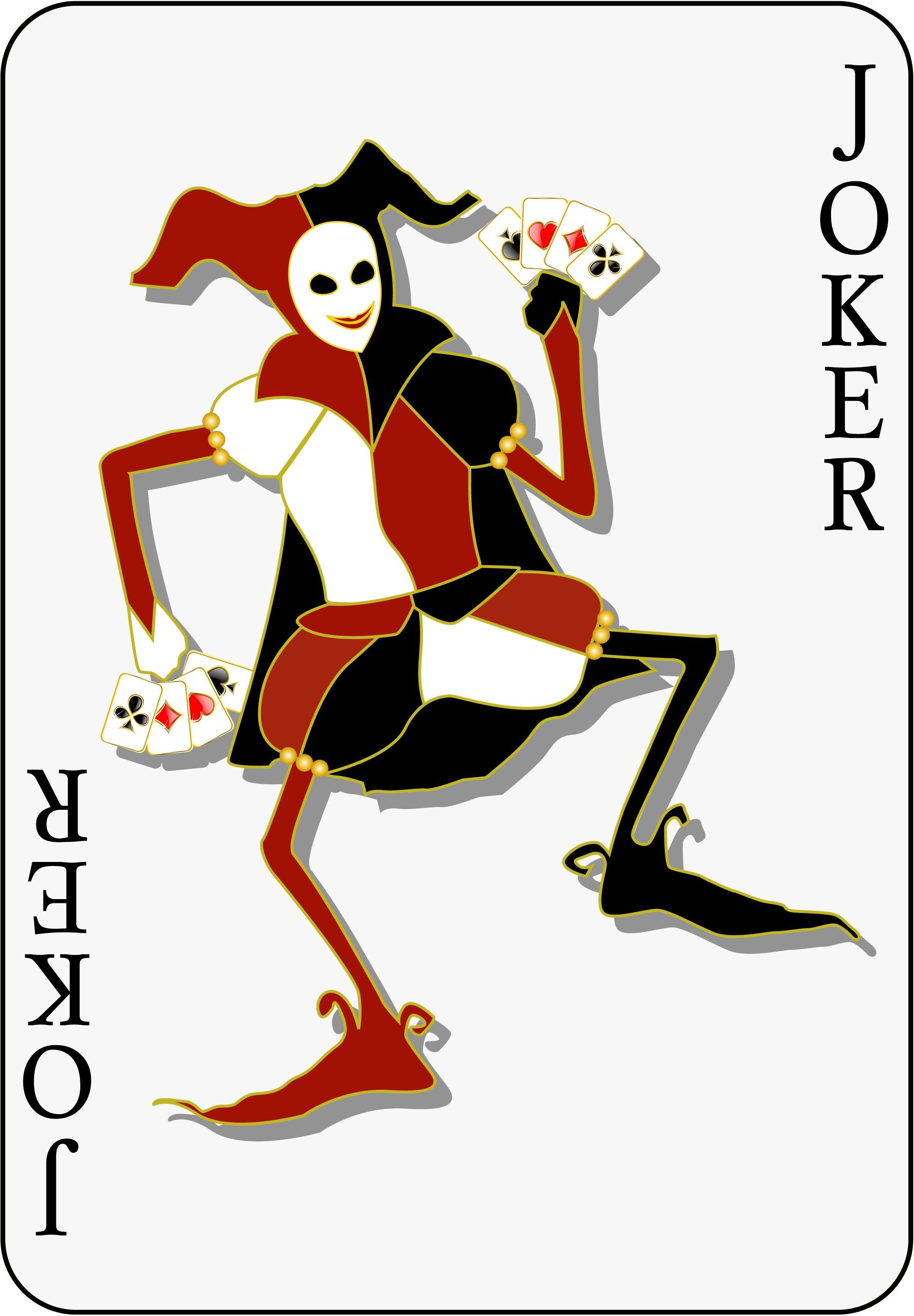 joker playing card image