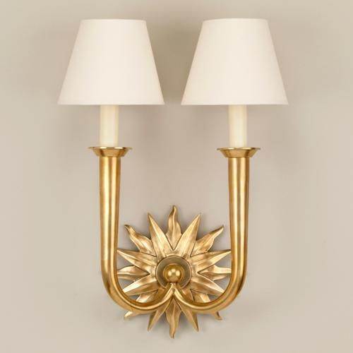Vaughan designs icarus wall light