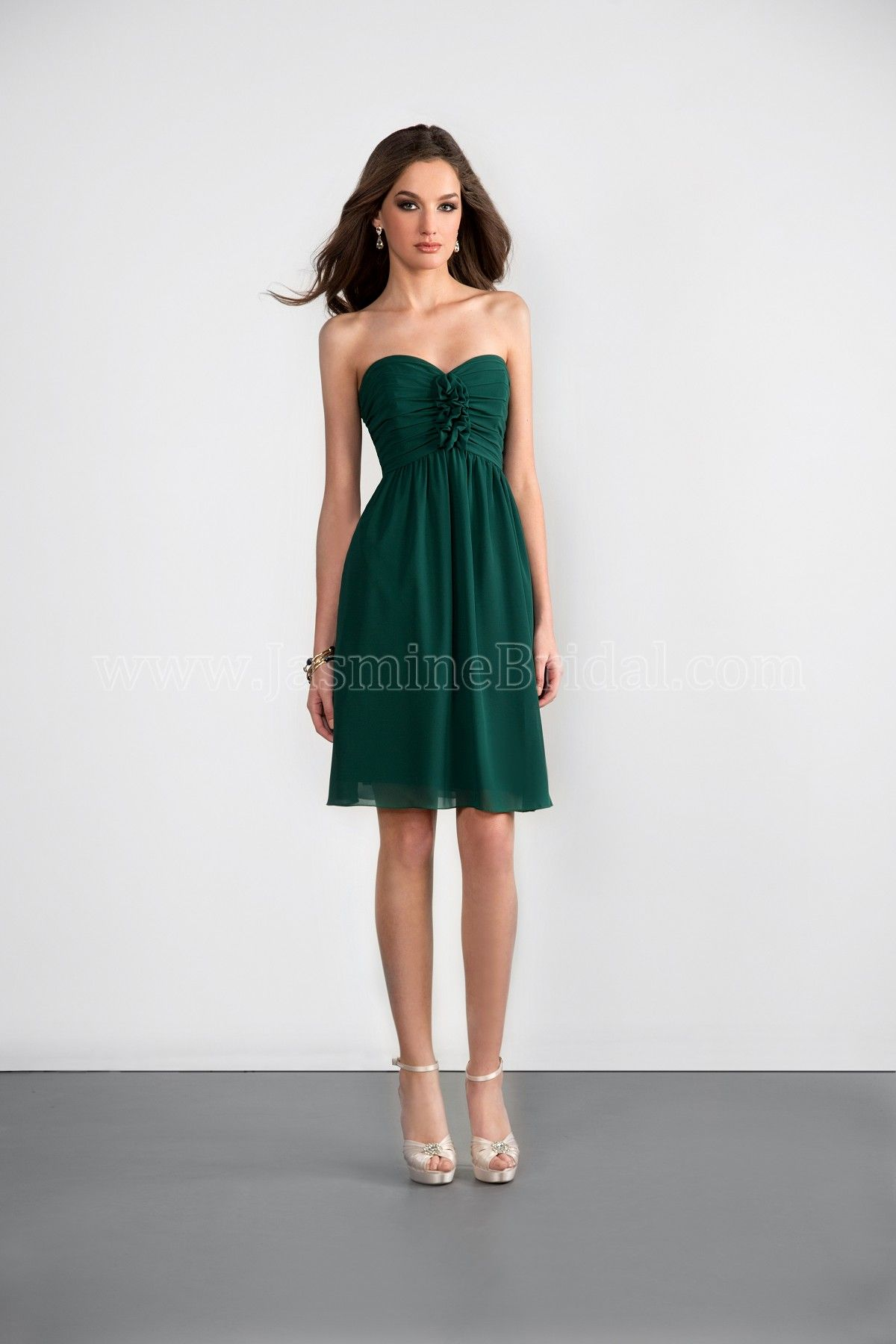 Jasmine P166058K | Bridesmaids in our store | Pinterest