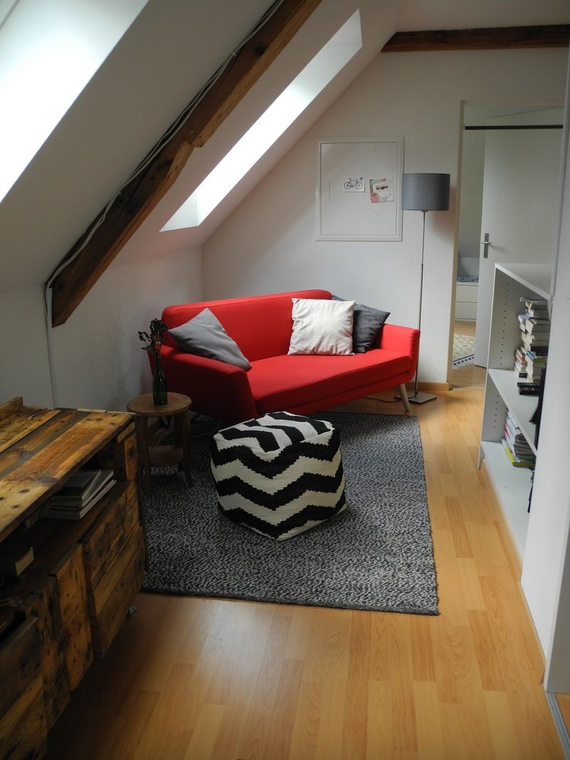 Marlene's Small Swiss Space — Small Cool Contest
