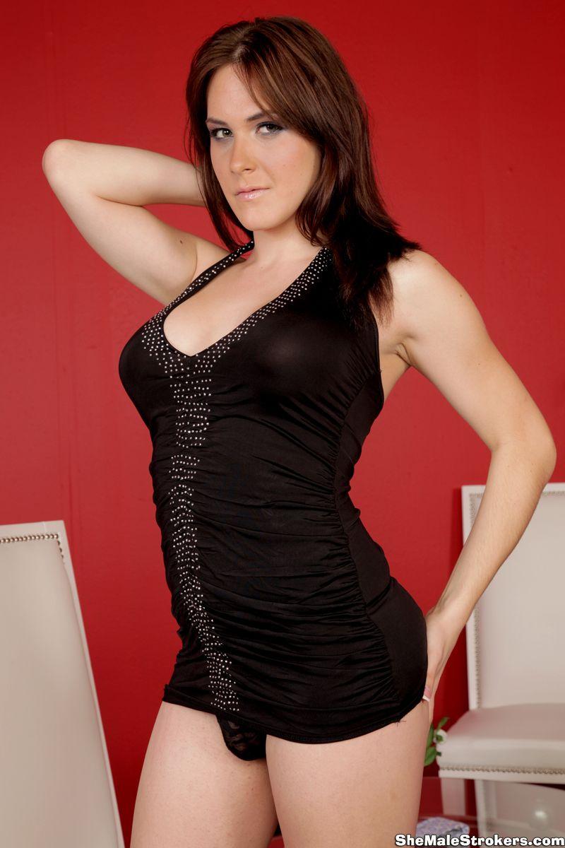 image Hazel tucker shemale strokers puffy nipples tranny dancer