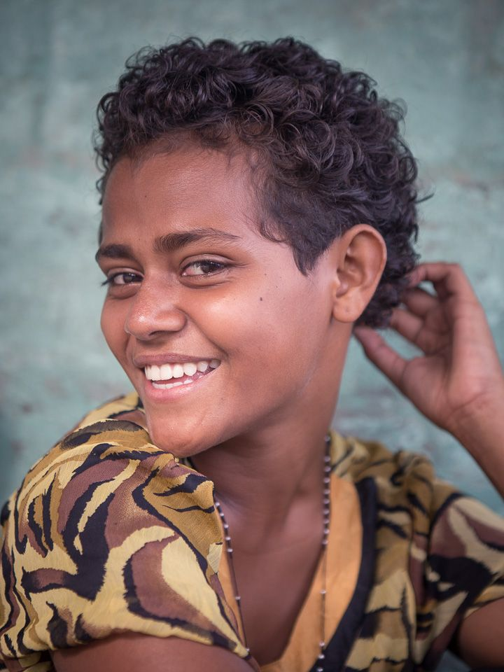 Smiles And People Of Fiji – Portraits Of Fiji People   The Family Without Borders
