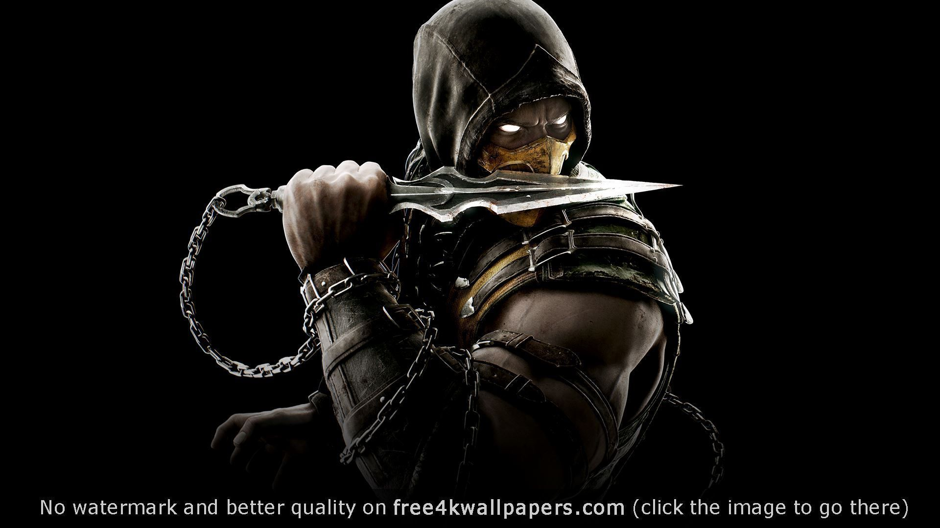 Scorpion Mortal Kombat X 27135 wallpaper Mortal kombat x